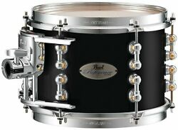 Pearl Reference Pure Series 14x12 Tom Piano Black Rfp1412t/c103