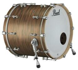 Pearl Music City Custom Reference Pure 26x16 Bass Drum W/bb3 Mount Bronze Oyst