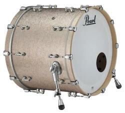 Pearl Music City Custom Reference Pure 26x16 Bass Drum W/bb3 Mount Bright Cham