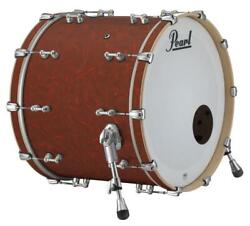 Pearl Music City Custom Reference Pure 26x16 Bass Drum W/bb3 Mount Cranberry S