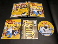 The Simpsons Game Sony Playstation 3, 2007 Complete