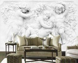 3d Grape Baby Zhu105 Jesus Religion God Wall Paper Wall Print Decal Wall Zoe