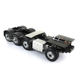 88 Metal Heavy-duty Chassis For Lesu 1/14 Benz 3363 Rc Tractor Truck Car Model
