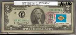 50 1976 2 Frn 1st Day Issue Atlanta Stamp From Each State High Grade A-136