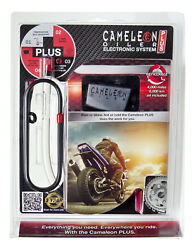 2 X Motorcycle Oiler Plus. Chain Lubricator By Cameleon Oiler