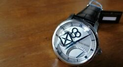 Maurice Lacroix Square Wheel Retrograde Series Mp6058 Swiss Made 43mm Automatic