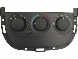 Heater Control Panel Ac Delco 9stz44 For Saturn Relay 2007