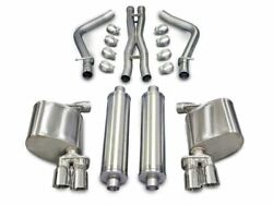Exhaust System Corsa 4vbg89 For Dodge Charger 2011 2012 2013 2014
