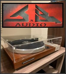 Jnb Audio New Dust Cover For Marantz 6350q Turntable -= Made In Usa =-
