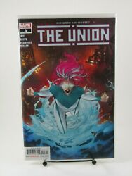 The Union #3 OF 5 KING IN BLACK Marvel Comics 2021 NM