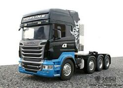 Lesu Truck 1/14 Scale Scania Rc 88 Metal Chassis Hercules Cabin R730 Front Face