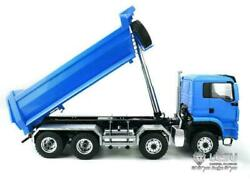 Lesu Front Hydraulic Lifting 1/14 Scale 88 Rc Dumper Truck Painted Man Sound