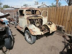 1937 Ford Pickup .rat Rod ,project