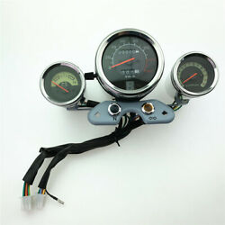 Motorcycle Accessories Water-cooled Instrument Assembly Water Temperature Meter
