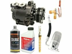 Front And Rear A/c Compressor Kit 3zcx29 For Trailblazer Ext 2003 2004 2005 2006