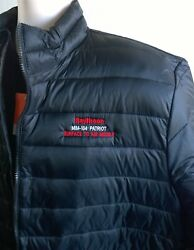 Large Raytheon Jacket Mim-104 Patriot Surface To Air Missile    Shirt