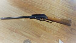 1930s Daisy No. 195 Daisy Buzz Barton Bb Rifle - Tested And Working Plymouth Mich