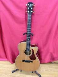 K.yairi Wy-1ap 31421 Acoustic Electric Guitar Perfect Packing From Japan
