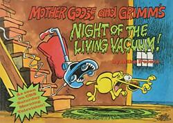 Mother Goose And Grimm's Night Of Living Vacuum By Mike Peters Excellent