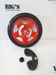 2006-2015 Bentley Continental Flying Spur Emergency Spare Tire Wheel W/ Tools