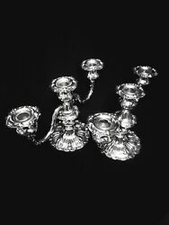 Reed And Barton Francis I 1st Sterling Silver Candelabra Set. 🎇