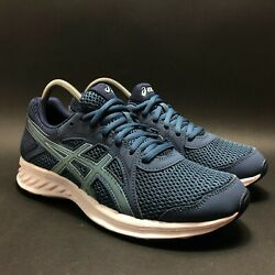 Asics Jolt 2 Womens Blue Athletic Running Shoes Size 9 1012a151