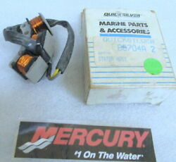 B19 Mercury Quicksilver 86704a 2 stator Assembly Oem New Factory Boat Parts