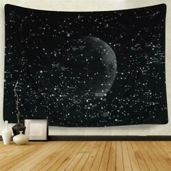 Moon Constellations Tapestry Bohemian Wall Hanging Tapestries Wall Blanket Decor