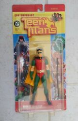 New Dc Comics Direct Robin Contemporary Teen Titans Action Figure Series 1 R52
