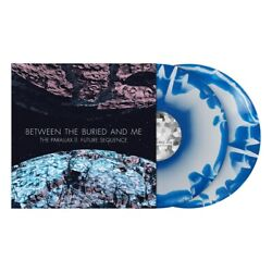 Between The Buried And Me- The Parallax Ii Future Sequence [blue/white Ink]/200