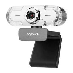 Papalook Pa452 Pro Usb 1080p Hd Live Video Webcam With Mic - Lot Listing Qty 25