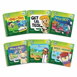 Leapfrog Leapstart 3d Learn To Read Volume 1 Colorful Pictures Interactive Pages