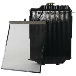 New Radiator For John Deere Am122480 4410 Compact Tractor 4500 Compact Tractor