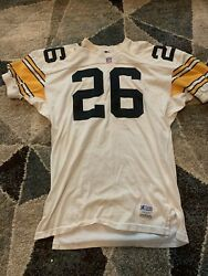 Pittsburgh Steelers Rod Woodson Game Used Jersey Vintage