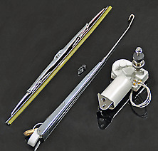 Marine Boat Complete Windshield Wiper Kit Charly Phantograph Arm S S Wiper Blade