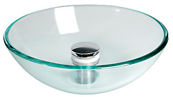 Marine Boat Allpa Stainless Steel Sink Round Without Drain 280x110mm