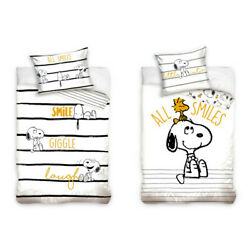 Snoopy Peanuts Bed Cover 55 1/8/63x78 11/16in