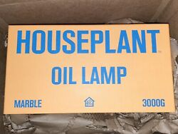Houseplant Oil Lamp Table Lighter New Sold Out Marble Seth Rogen 420 In Hand