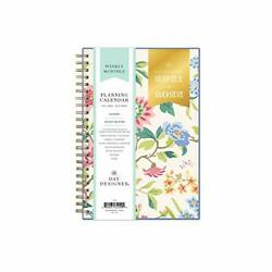 Day Designer for Blue Sky 2021 2022 Academic Year Weekly Monthly Planner 5quot; x 8quot; $21.14