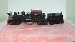 Precision Scale Psc Brass Westside Lumber Co. Shay 8 Locomotive Hon3 Scale
