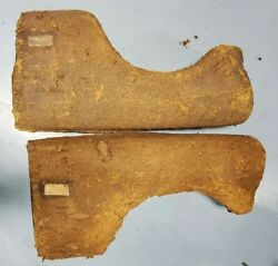 1953 Buick Roadmaster Front Fenders New Old Stock Original With Cardboard Protec