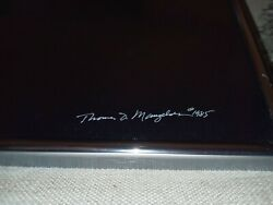 Thomas D. Mangelsen Limited Edition Photo Print 703 Of 950 Out Of Darkness