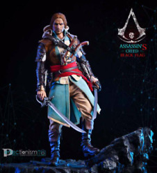 Assassinand039s Creed 1/6 Figure Hot Toys Figure With Accesaries Japan