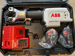 Abb Smartandreg Crimping Tool - Btrf-37c16a Industrial 6.5 Tons Of Force 9k Retail