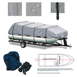 Caravelle 247 Ur Uu Trailerable Pontoon Deck Boat Waterproof Storage Cover