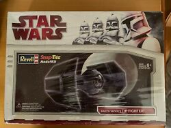 Star Wars Snap Tite Model Kit Darth Vaderand039s Tie Fighter By Revell