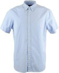 Polo Menand039s Big And Tall Featherweight Twill Shirt