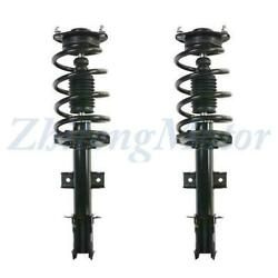 Front 2 Complete Shocks And Struts Coil Assemblies For 2010-2012 Hyundai Santa Fe