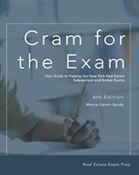 Cram For Exam Your Guide To Passing New York Real Estate By Marcia Darvin Spada