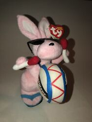 11/23/2007 Walgreens Exclusive Ty 'energizer Bunny' Beanie Babies Toy Rabbit 🔋